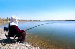 fisher стоковое изображение rf