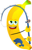 Fisher banana Stock Images