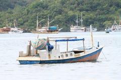 Fisher Boat fotografia de stock