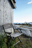 Fisher Cabin Royalty-vrije Stock Foto's