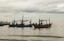 Fisher do barco Foto de Stock