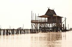 fisher dom Zdjęcia Royalty Free