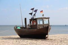 Fisher fartyg Arkivfoton
