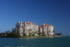 Fisher Island Royalty Free Stock Images