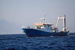 Fisher-Lieferung Lizenzfreies Stockfoto