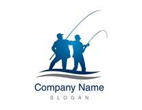 Fisher-Logo Stockfoto