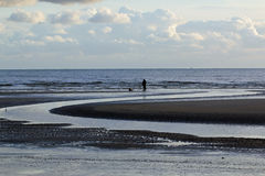 Fisher man Royaltyfria Foton