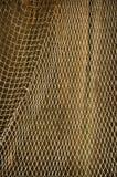 Fisher Net Stock Photo