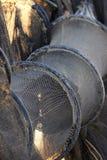 Fisher Net Imagenes de archivo