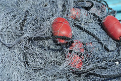 Fisher net royalty free stock photos