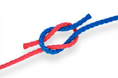 Fisher S Knot 01 Royalty Free Stock Images