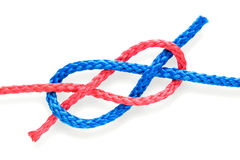 Fisher's knot 07 Stock Images