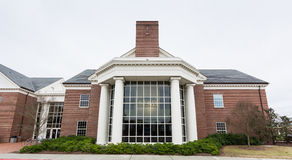 Fisher Student Center at UNCW Royalty Free Stock Photos