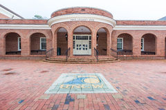 Fisher Student Center at UNCW Royalty Free Stock Photo