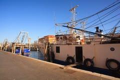 Fisherboats, Chioggia Стоковые Фотографии RF