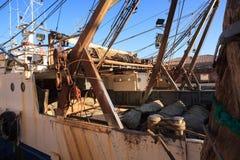 Fisherboats, Chioggia Стоковое Изображение