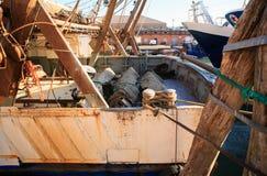 Fisherboats, Chioggia Стоковые Изображения RF