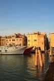 Fisherboats, Chioggia Стоковая Фотография RF