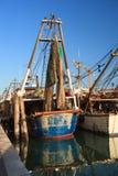Fisherboats, Chioggia Стоковое Изображение RF