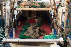 Fisherboats, Chioggia Стоковые Фото