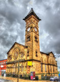 Fishergate kościół baptystów, Preston fotografia stock