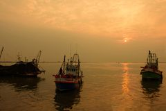 fisherma Fotos de Stock Royalty Free