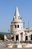 Fisherman's Bastion, Budapest. Stock Image