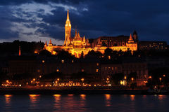 Fisherman´s Bastion,Budapest Royalty Free Stock Photos