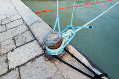 Fisherman& x27; веревочка s Стоковое Изображение RF