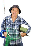 The Fisherman Stock Image