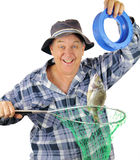 The Fisherman Royalty Free Stock Photo