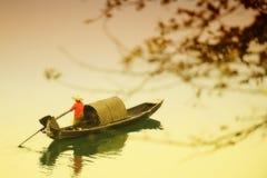 The fisherman Royalty Free Stock Image