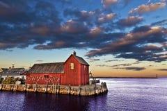 Fisherman Barn Stock Photography