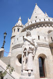 Fisherman Bastion in Budapest, Hungary Royalty Free Stock Photos