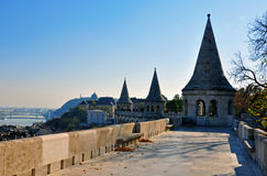 Fisherman Bastion Royalty Free Stock Photography