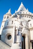 Fisherman Bastion in Budapest, Hungary Stock Photography