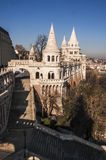 Fisherman Bastion Stock Photo