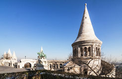 Fisherman Bastion Royalty Free Stock Images