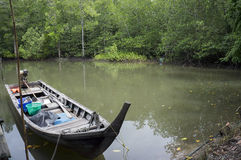 Fisherman Boat Stock Photography
