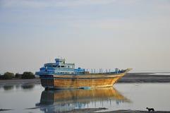 Free FISHERMAN BOAT IN QESHM Royalty Free Stock Image - 46208356
