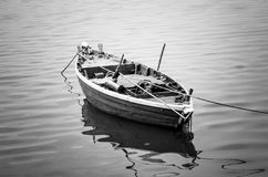 fisherman boats Stock Images