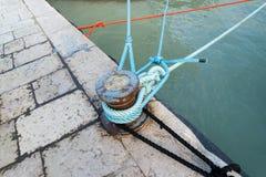 Fisherman& x27; cuerda de s Imagen de archivo libre de regalías