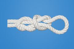 Fisherman Eye Knot Royalty Free Stock Photos