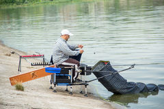 Fisherman Stock Photos