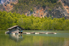 Fisherman house Royalty Free Stock Photography