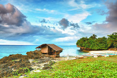Fisherman hut Royalty Free Stock Image