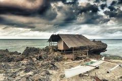 Fisherman hut Royalty Free Stock Photo