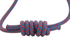 Fisherman knot Royalty Free Stock Images