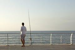 Fisherman, Lebanon Royalty Free Stock Photos