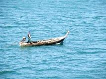 Fisherman life Royalty Free Stock Photography